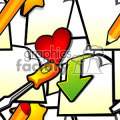 background backgrounds tiled tile seamless watermark stationary wallpaper arrow arrows files file tool heart hearts screwdriver jpg
