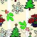 bacground backgrounds tiled seamless stationary tiles bg jpg images christmas xmas tree berries flakes flowers snowflake snowflakes snow snowing jpg