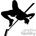 people shadow shadows silhouette silhouettes black white vinyl ready vinyl-ready cutter action vector eps png jpg gif clipart highjump jump jumping gif, png, jpg, eps