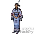 indian indians native americans western navajo female vector eps jpg png clipart people gif