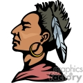 indian indians native americans western navajo face head vector eps jpg png clipart people gif gif, png, jpg, eps