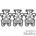 celtic design 0014w