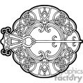 celtic design 0030w