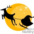 2358-Royalty-Free-Santas-Sleigh