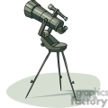 cartoon telescope  gif, png, jpg, eps, svg, pdf
