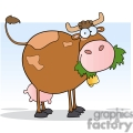 brown cow gif, png, jpg, eps, svg, pdf