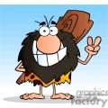 cute caveman gif, png, jpg, eps, svg, pdf