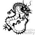 chinese dragon picture vector clip art image