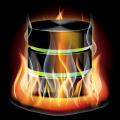 database burning