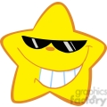 royalty-free-rf-copyright-safe-happy-little-star-with-sunglasses  gif, png, jpg, eps, svg, pdf
