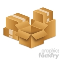 moving-boxes-illustration-picture-white-tape 002