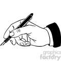 office business hand writing 088  gif, png, jpg, eps, svg, pdf