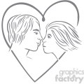 people in love gif, png, jpg, eps, svg, pdf