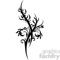 chinese swirl floral design 096  gif, png, jpg, eps, svg, pdf