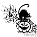 Halloween clipart illustrations 005
