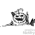 Halloween clipart illustrations 028 vector clip art image