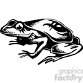 frog graphic