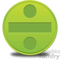 circle division sign clipart