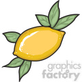 vector lemon