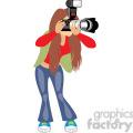 girl taking photos  gif, png, jpg, eps, svg, pdf