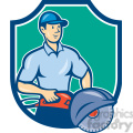 concrete sawing drilling worker shield  gif, png, jpg, eps, svg, pdf