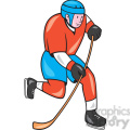 ice hockey player action OL 002 ISO