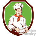 chef holding spoon and bowl front SHIELD