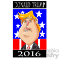 donald trump 2016 election for president  gif, png, jpg, eps, svg, pdf