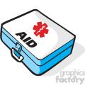 cartoon first aid