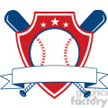 baseball shield banner  gif, png, jpg, eps, svg, pdf