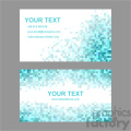 vector business card template set 023  gif, png, jpg, svg, pdf