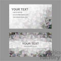 vector business card template set 016  gif, png, jpg, svg, pdf