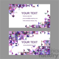 vector business card template set 042  gif, png, jpg, svg, pdf
