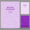 vector letter brochure template set 011  gif, png, jpg, svg, pdf