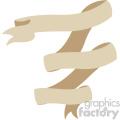ribbon svg cut file v3 vector clip art image
