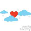 love is in the air vector icon