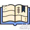 book vector royalty free icon art