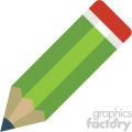 pencil vector flat icon