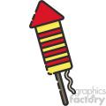 bottle rocket firecracker