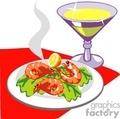 1004food013 vector clip art image