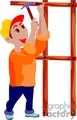 people working occupational carpenter carpenters handyman   occupational017yy clip art people occupations