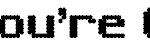 6809 char font vector clip art image