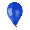 blue helium balloon