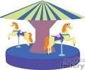 carousel horse008