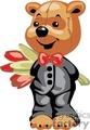 charming teddy bear
