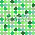 seamless green dot background