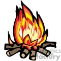 A Hot Campfire