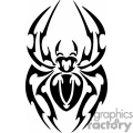 Tribal spider
