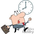 3251-Businessman-Being-Late