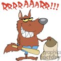 wolf costume for halloween gif, png, jpg, eps, svg, pdf